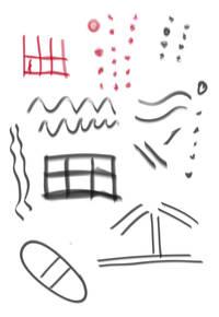 Zeichen Höhlenmalerei